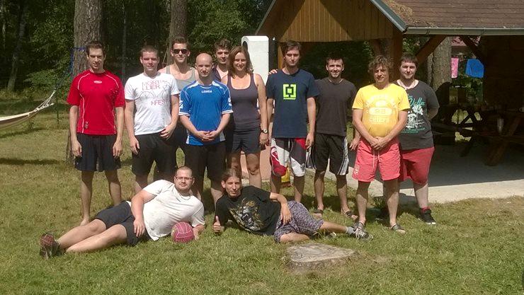 CZM teambuilding v Hlavici 2014