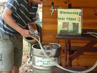 Sestavení pivní soustavy panem Náplavou