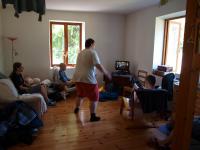 Ranní kocovinka versus Xbox 360 Kinect