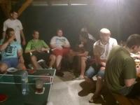Klasická večerní skupinová relaxace