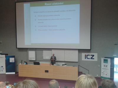 Přednáška Davida Billouze na PMcon 2014