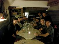 Vánoční večírek 2014 - Pohodička v klubu La Maler